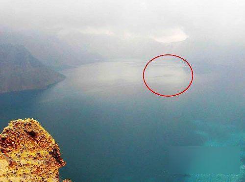 喀纳斯湖水怪